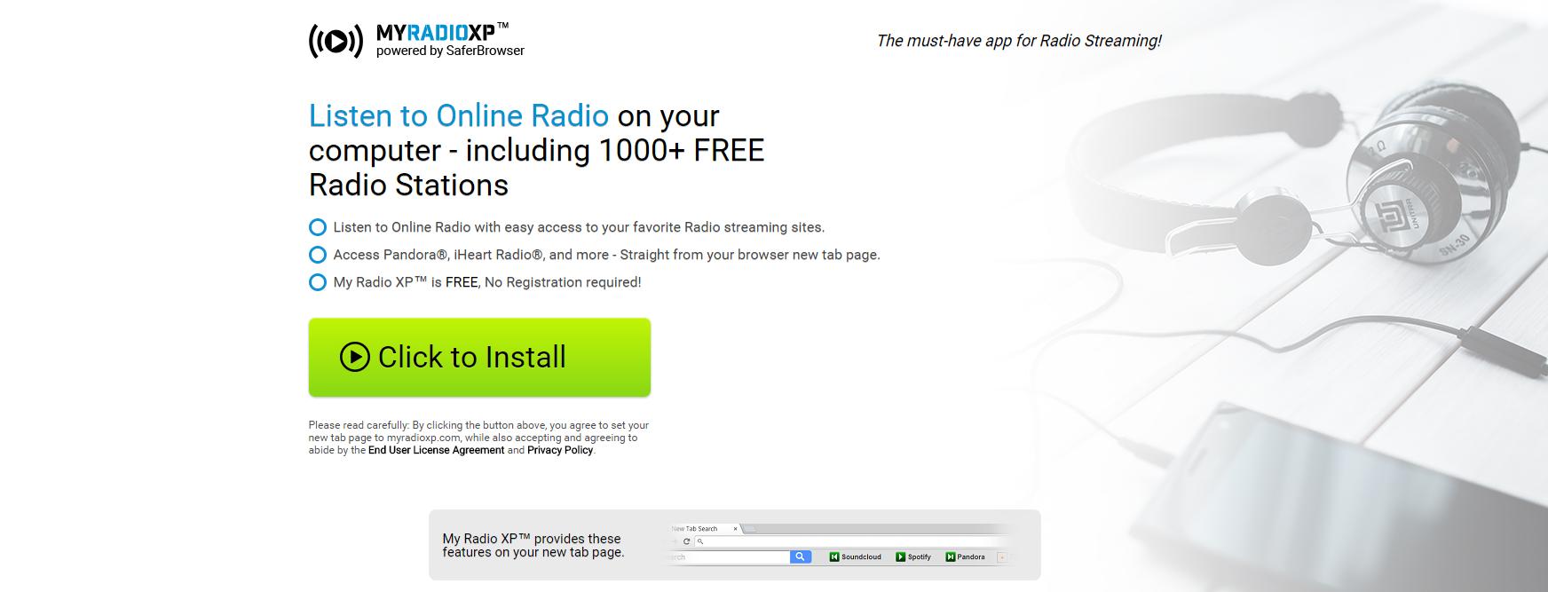 ads by My Radio XP