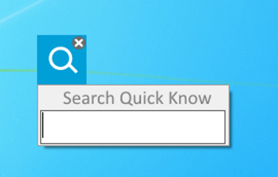 search quick know ads