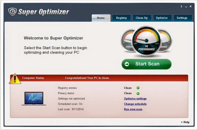 super optimizer ads