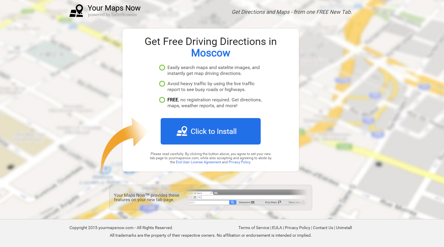 ads by Your Maps Now
