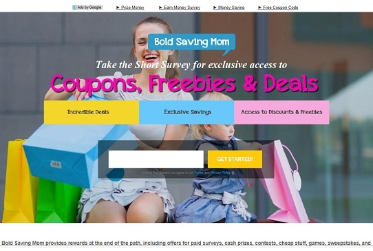 ads by Bold Saving Mom