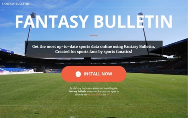 Fantasy Bulletin