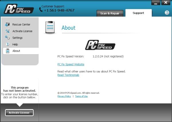 PC Fix Speed