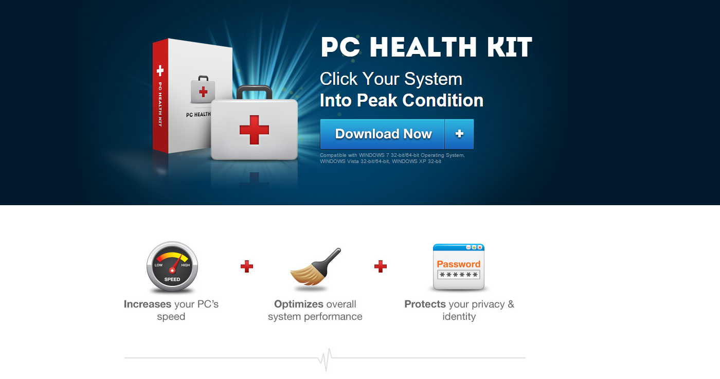 ads by PC Health Kit