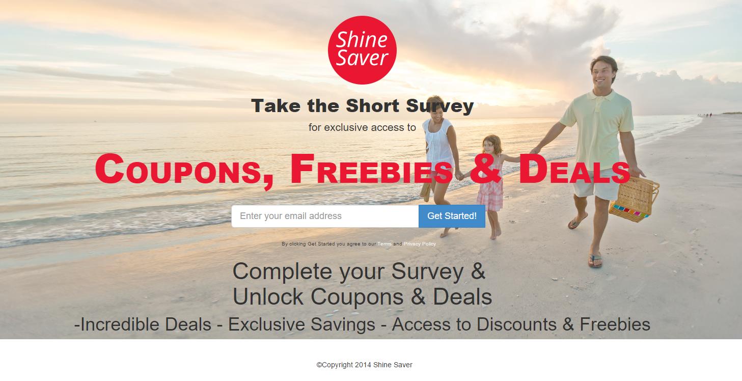 ads by Shine Saver