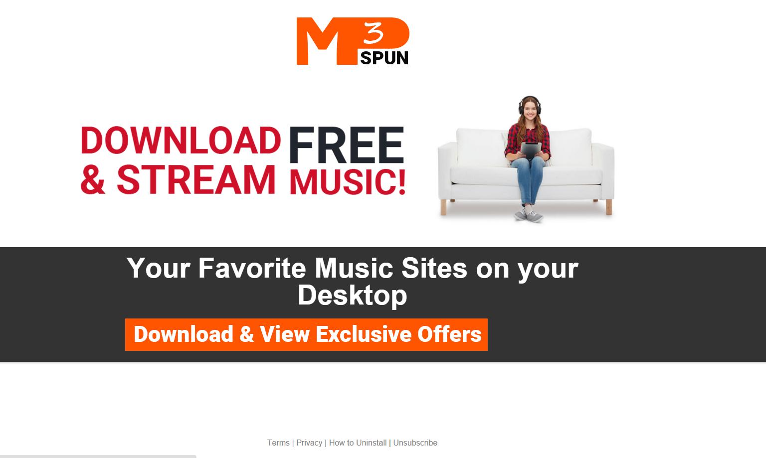 ads by MP3 Spun