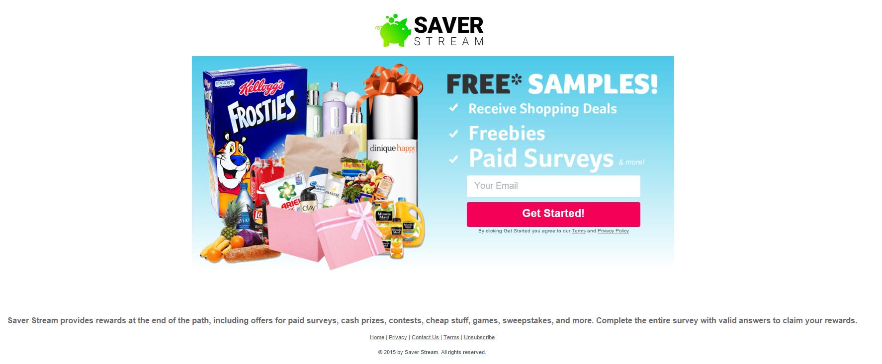 ads by Saver Stream