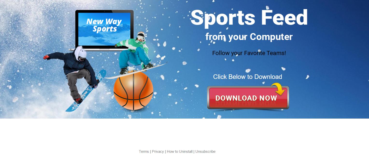 New Way Sports Ads