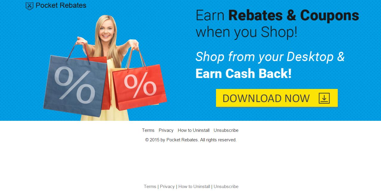 Pocket Rebates Ads
