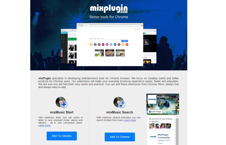 MixPlugin Ads