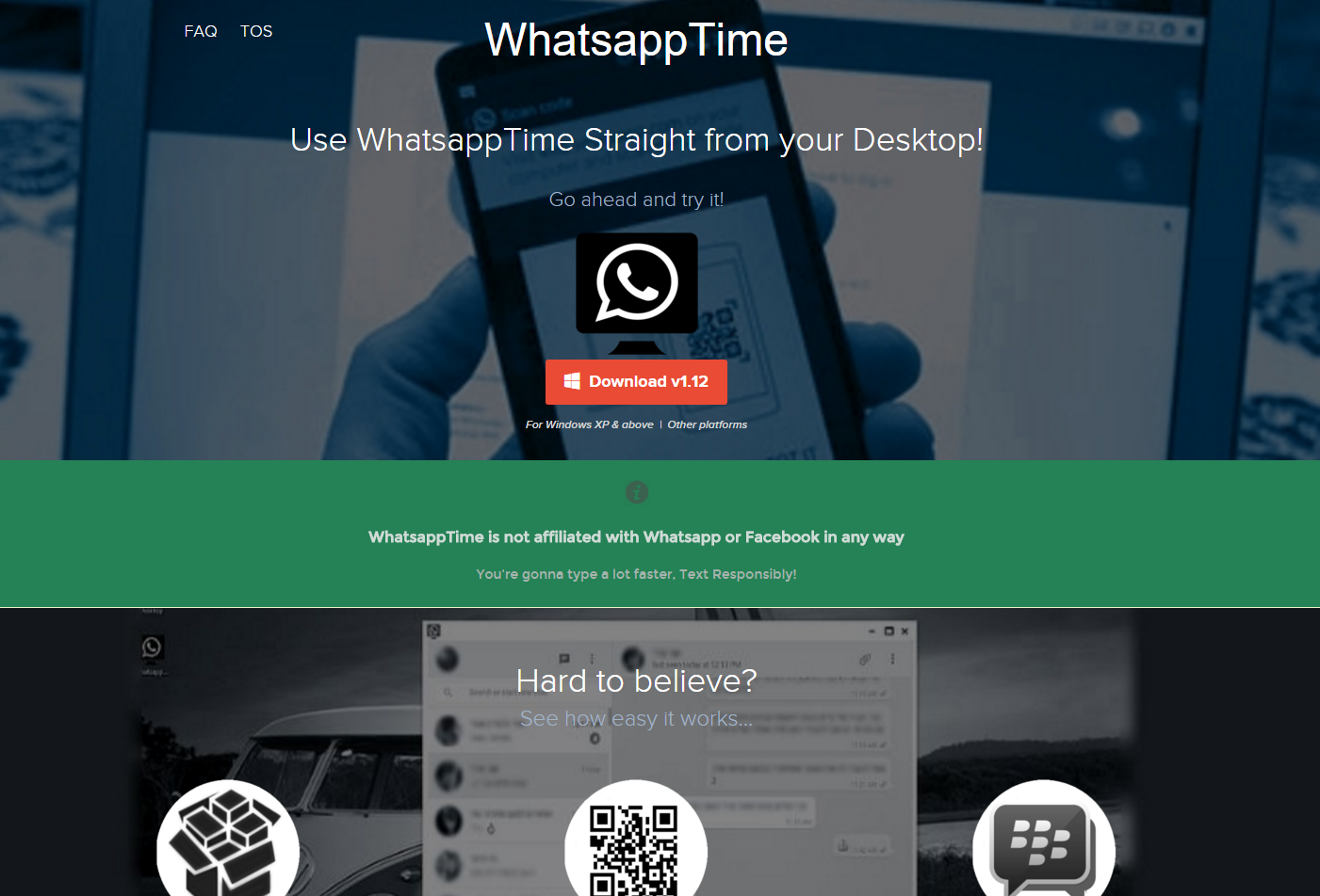 WhatsappTime Ads