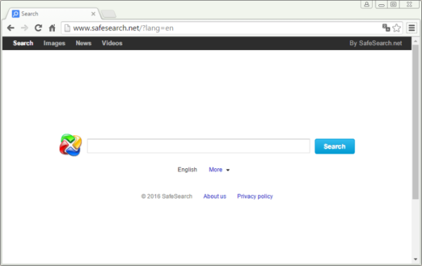 SafeSearch.net page