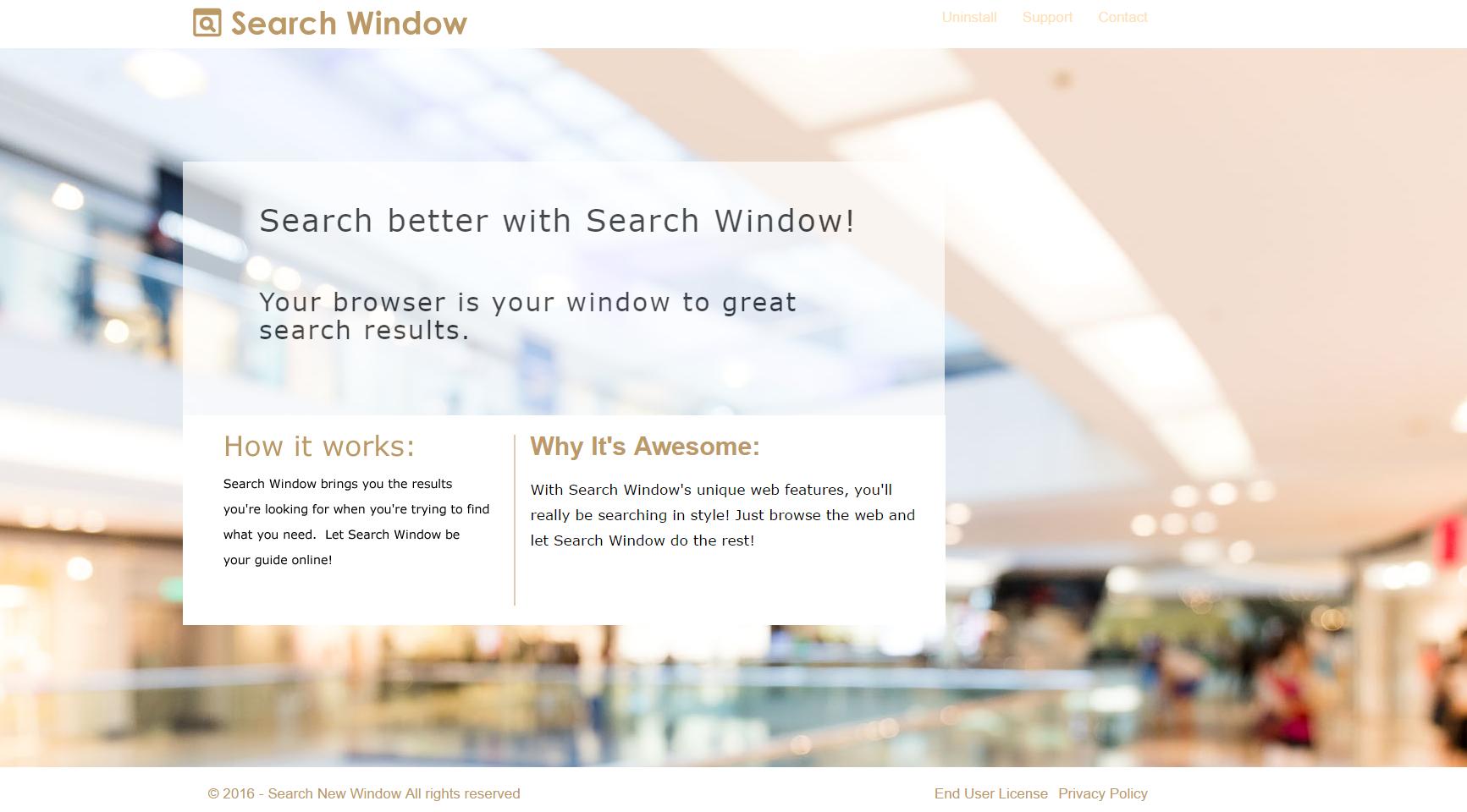 Searchnewwindow.com Ads