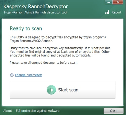 kaspersky decryptor for 7ev3n