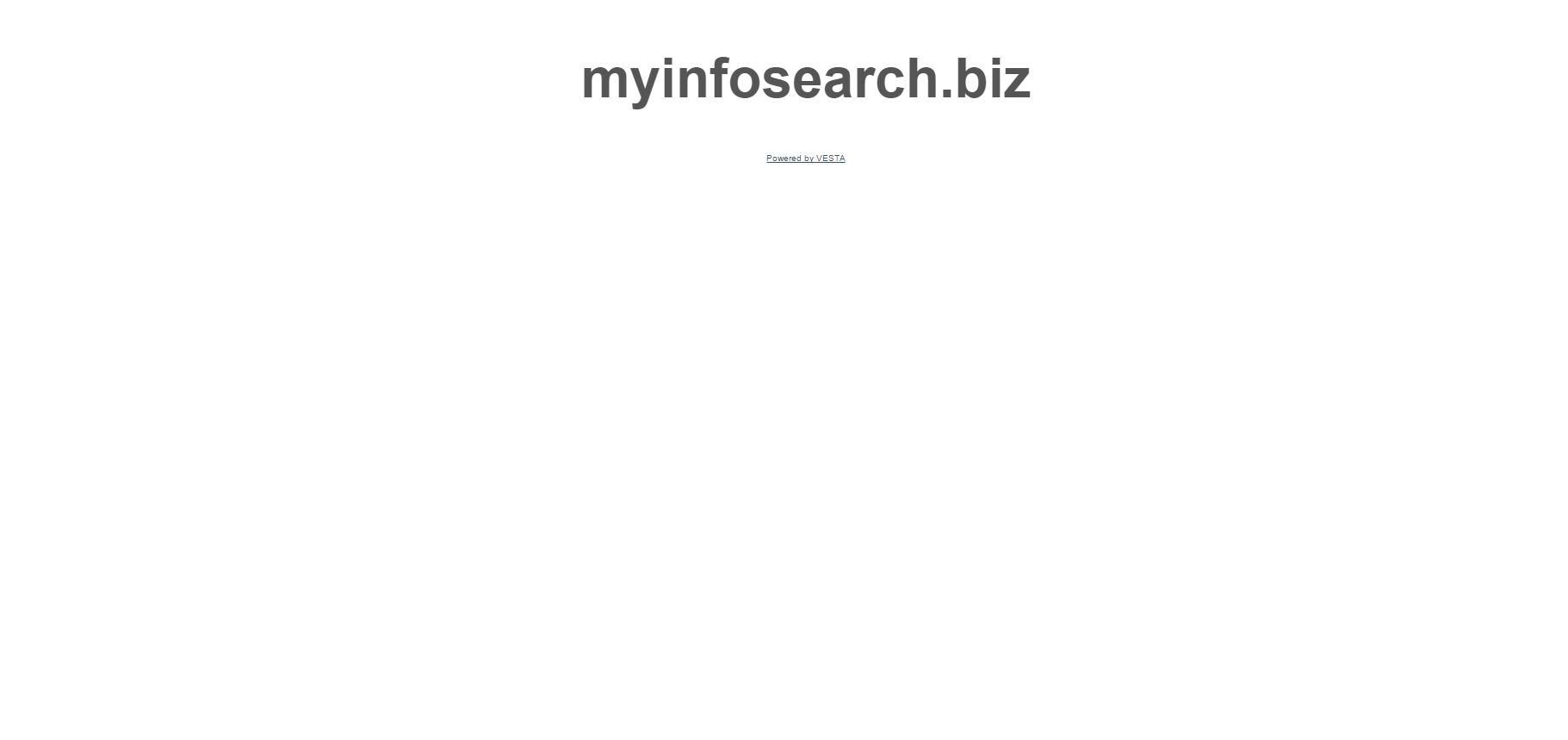 Myinfosearch.biz Ads