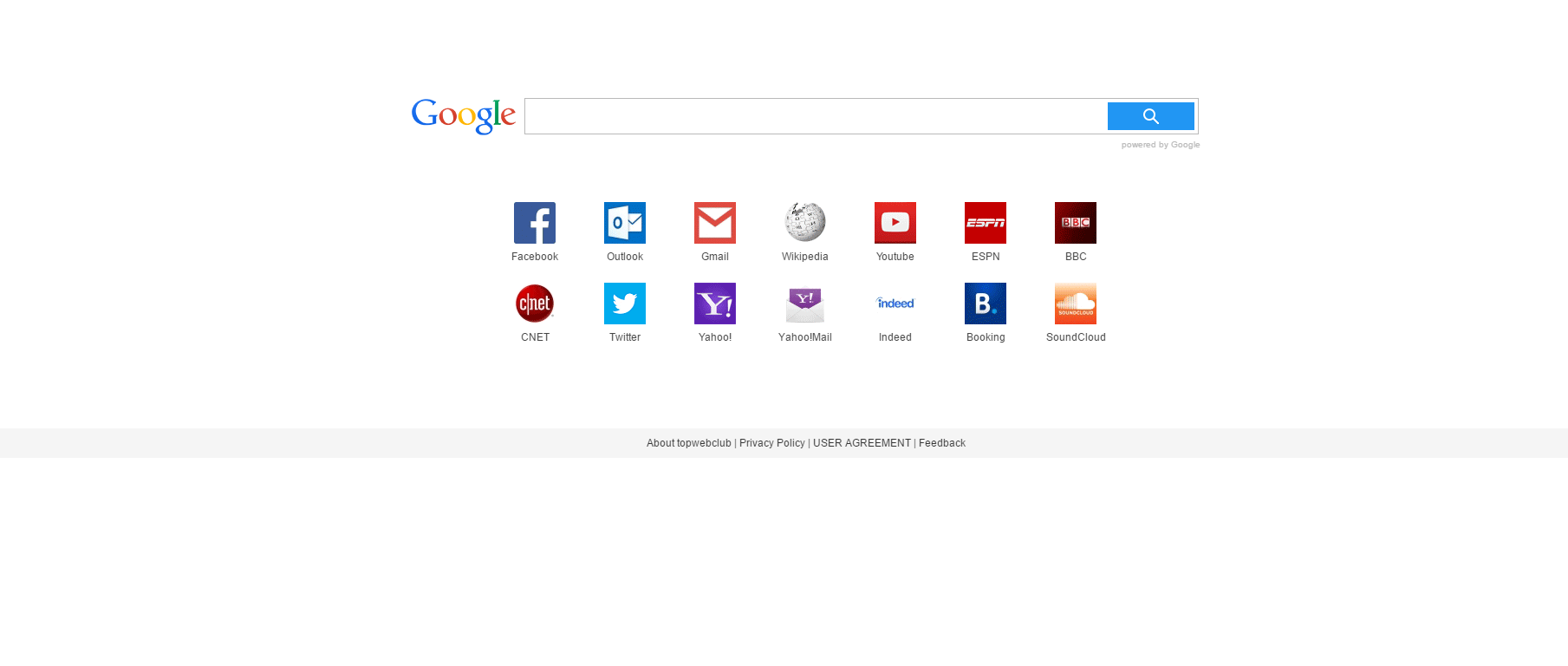 Topwebclub.com Ads