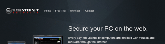 Web Internet Security Ads
