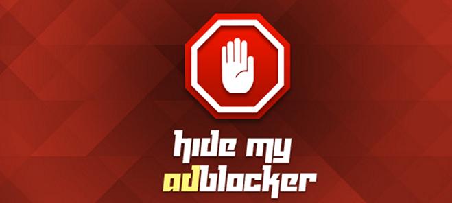 Hide My AdBlocker Ads