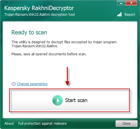 kaspersky rakhni decryptor for .no_more_ransom ransomware