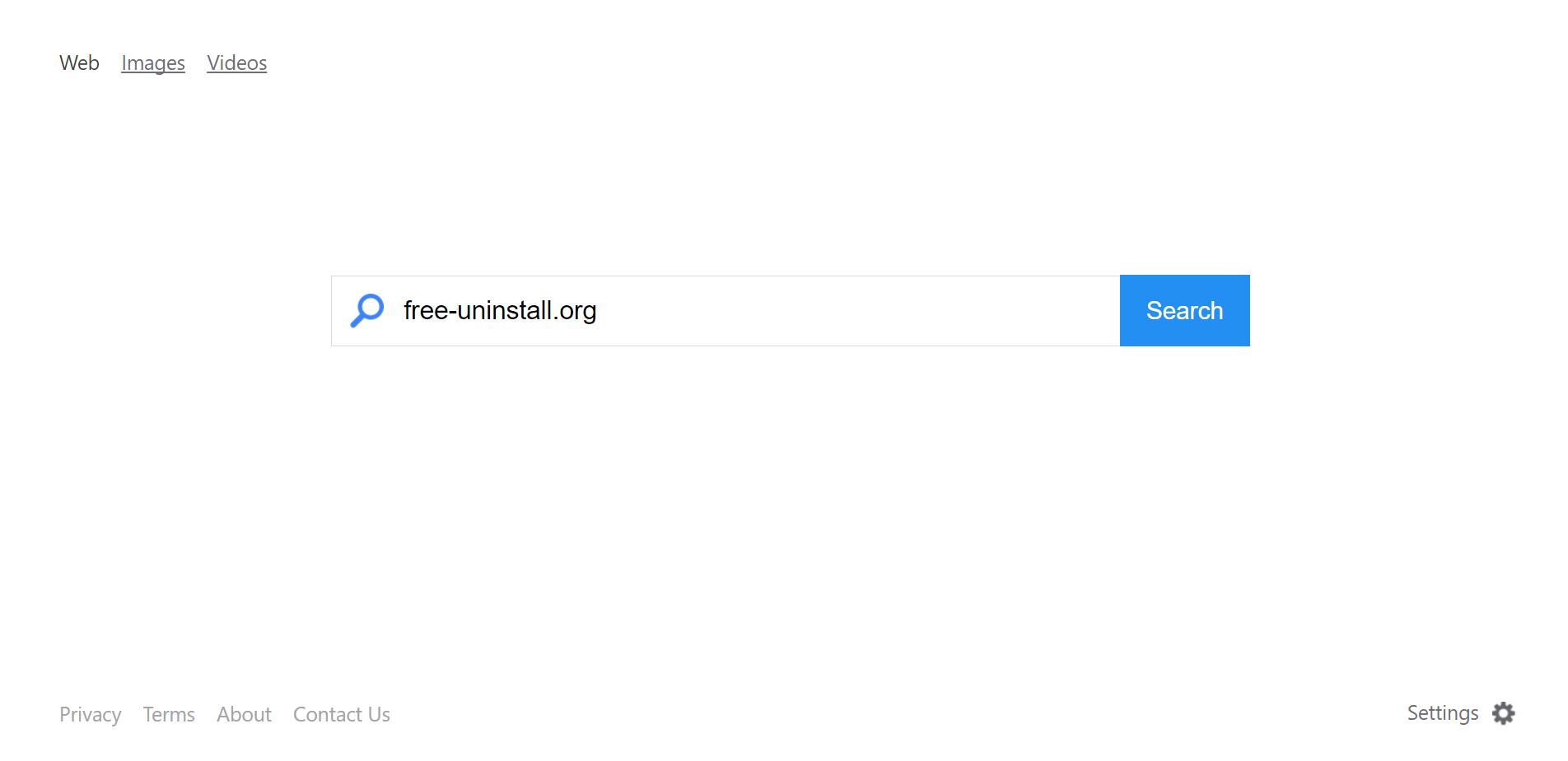 Webhome-page.com Hijacker
