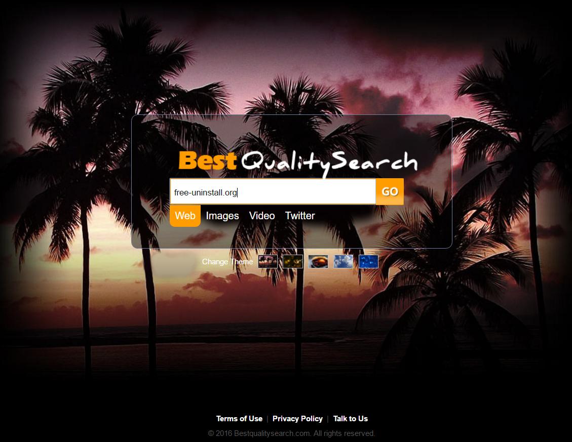 Bestqualitysearch.com hijacker