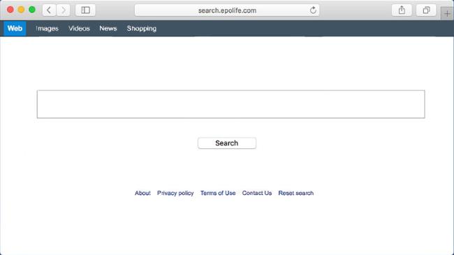 search.epolife.com hijacker