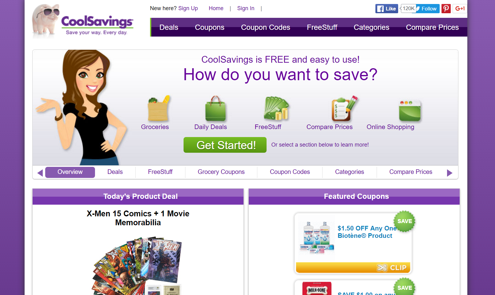 ads by CoolSavings