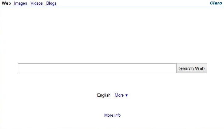 Claro-search.com Hijacker