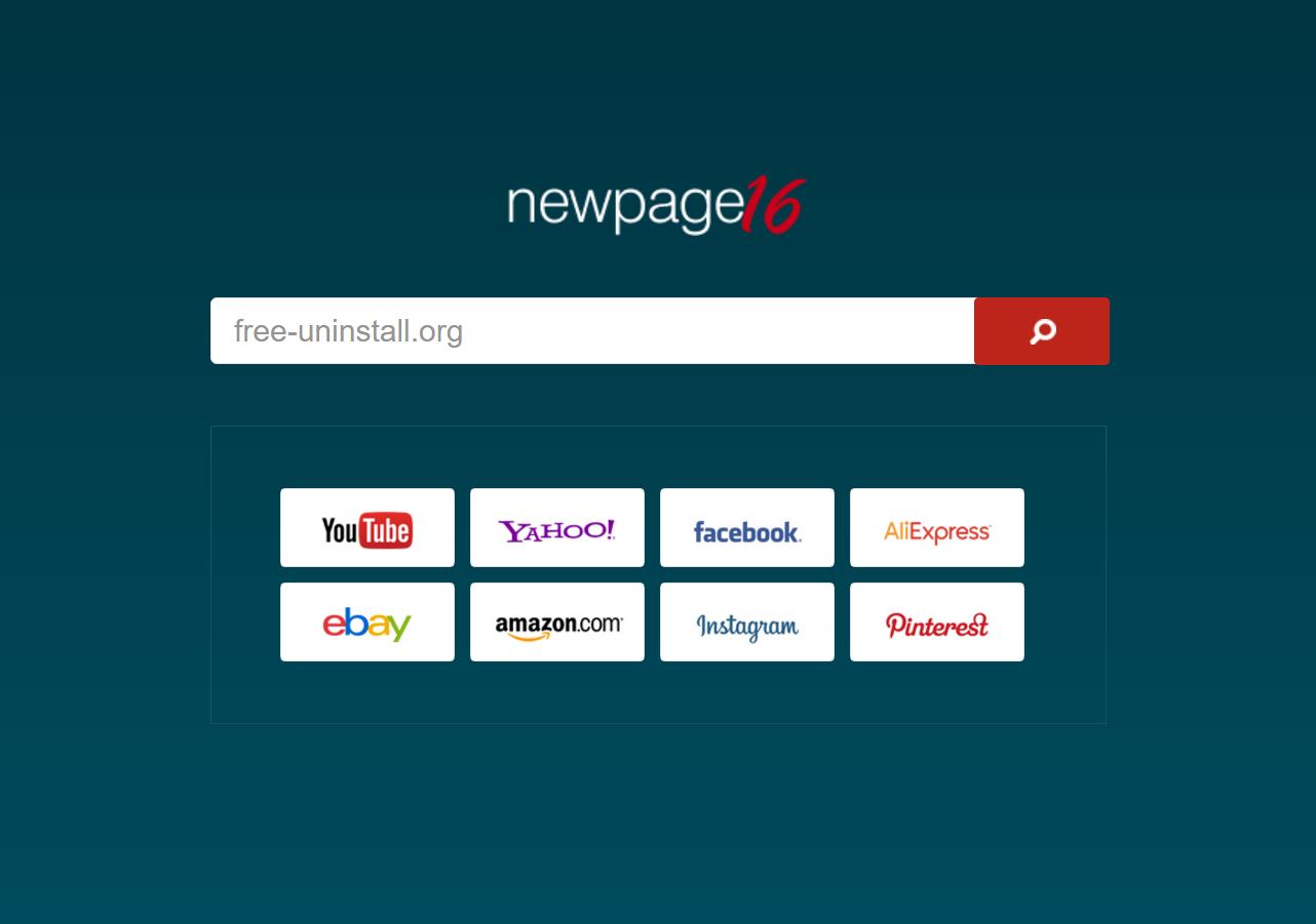 Newpage16.site Hijacker