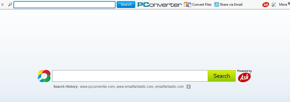 PConverter Toolbar