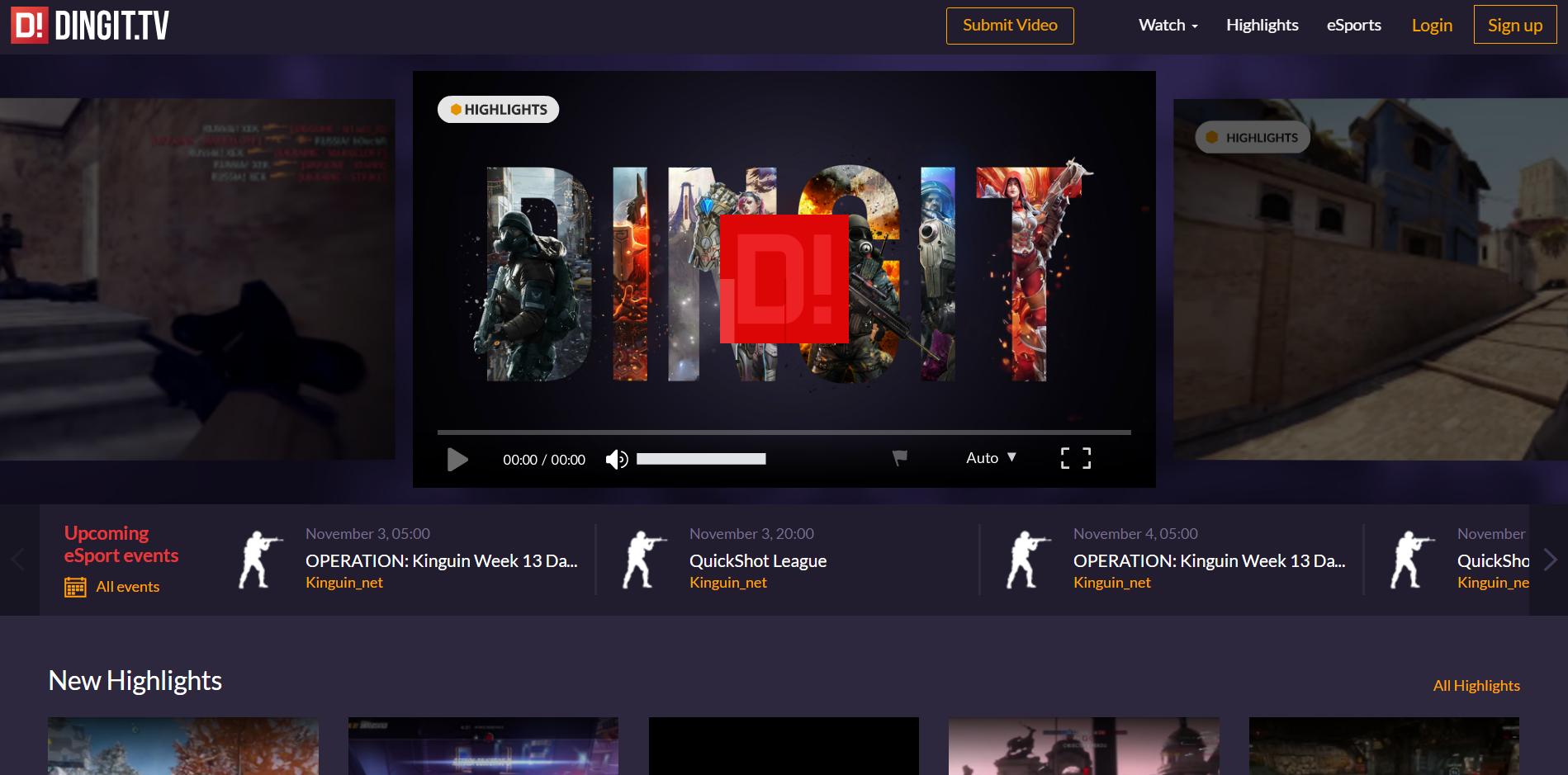 ads by Dingit.tv