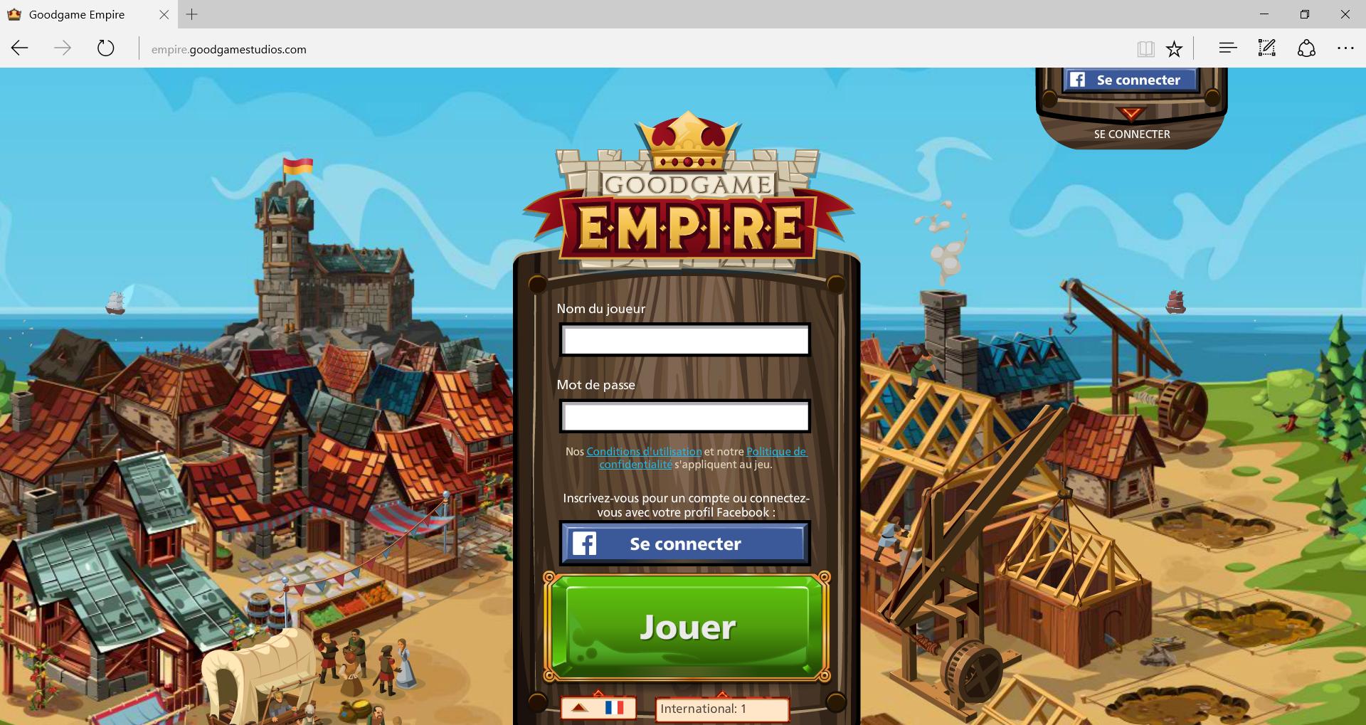 Lp.empire.goodgamestudios.com Pop-ups