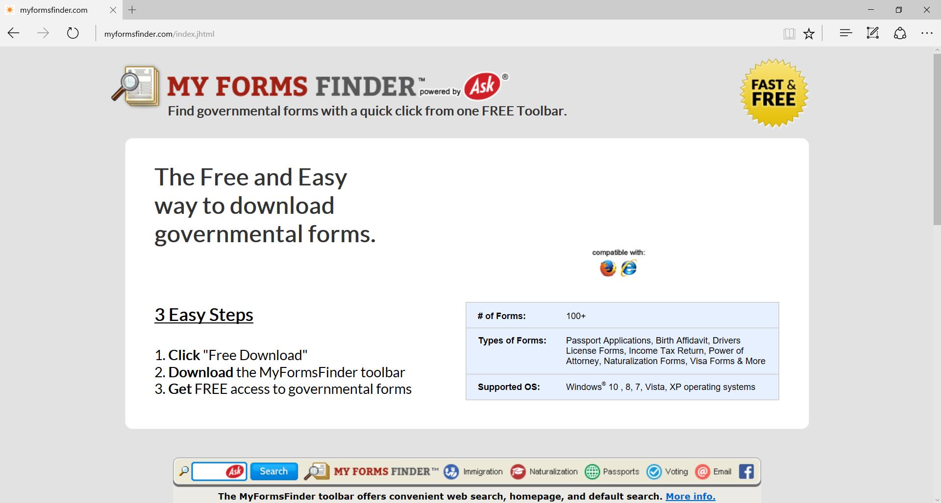 FunPopularGames Toolbar