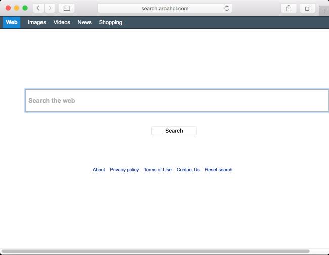 search.arcahol.com redirect