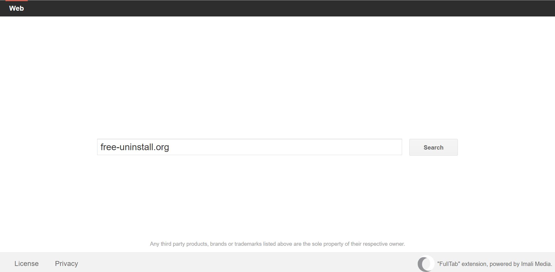 Search.fulltabsearch.com Hijacker