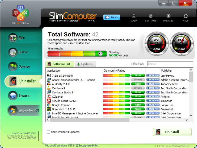 slim computer