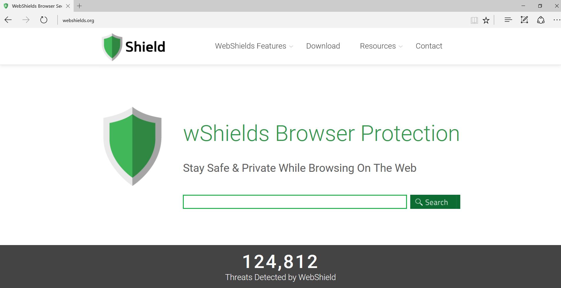 Search.webshields.org Hijacker
