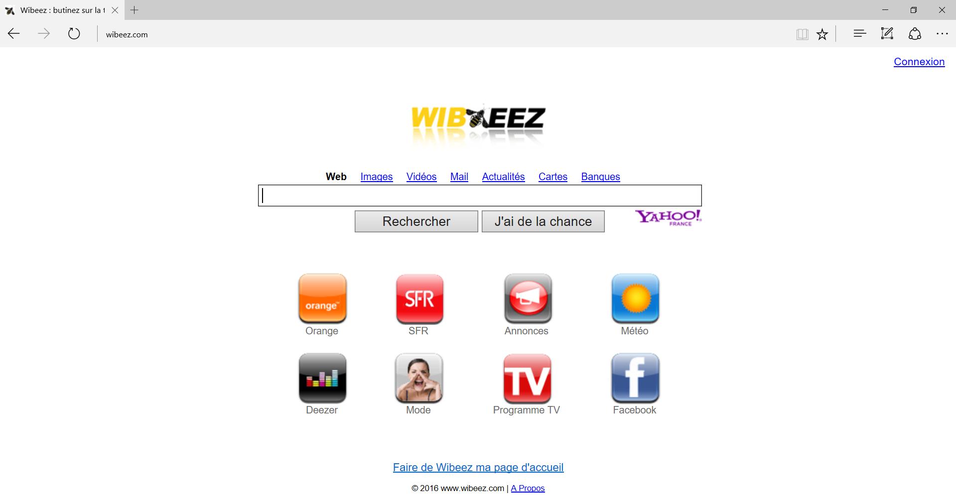 Wibeez.com Hijacker