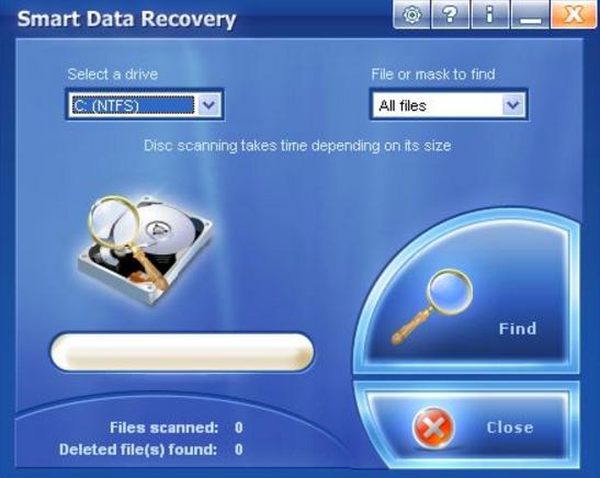 Smart Data Recovery Hijacker