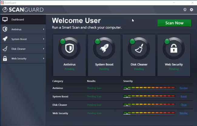scanguard gui