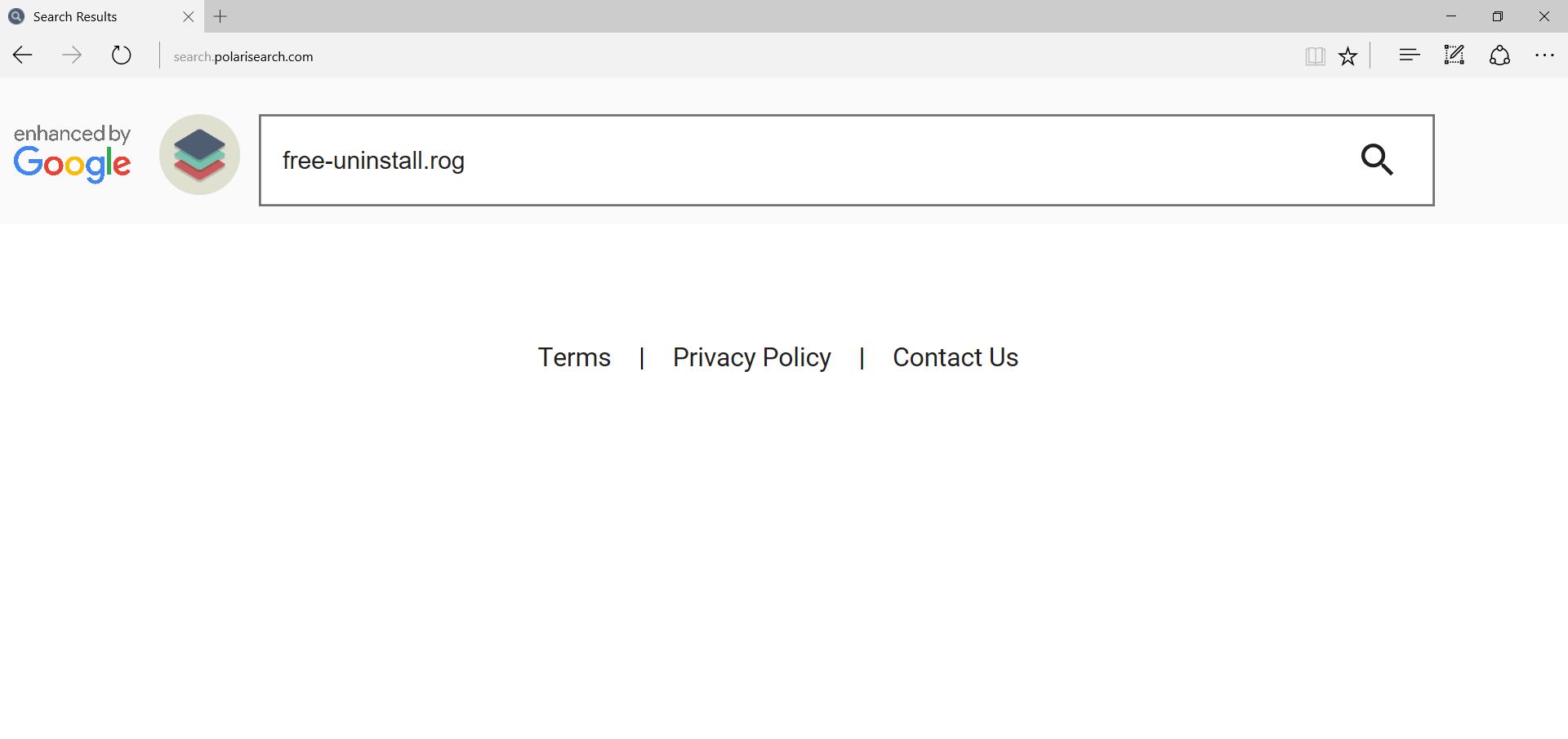 Search.polarisearch.com Hijacker
