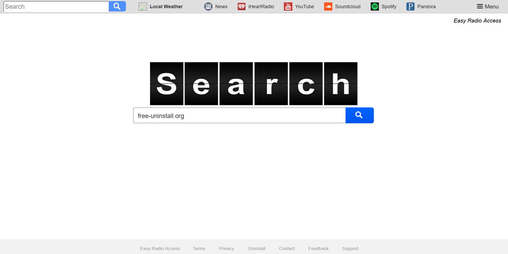 Search.searcheasyra.com Hijacker