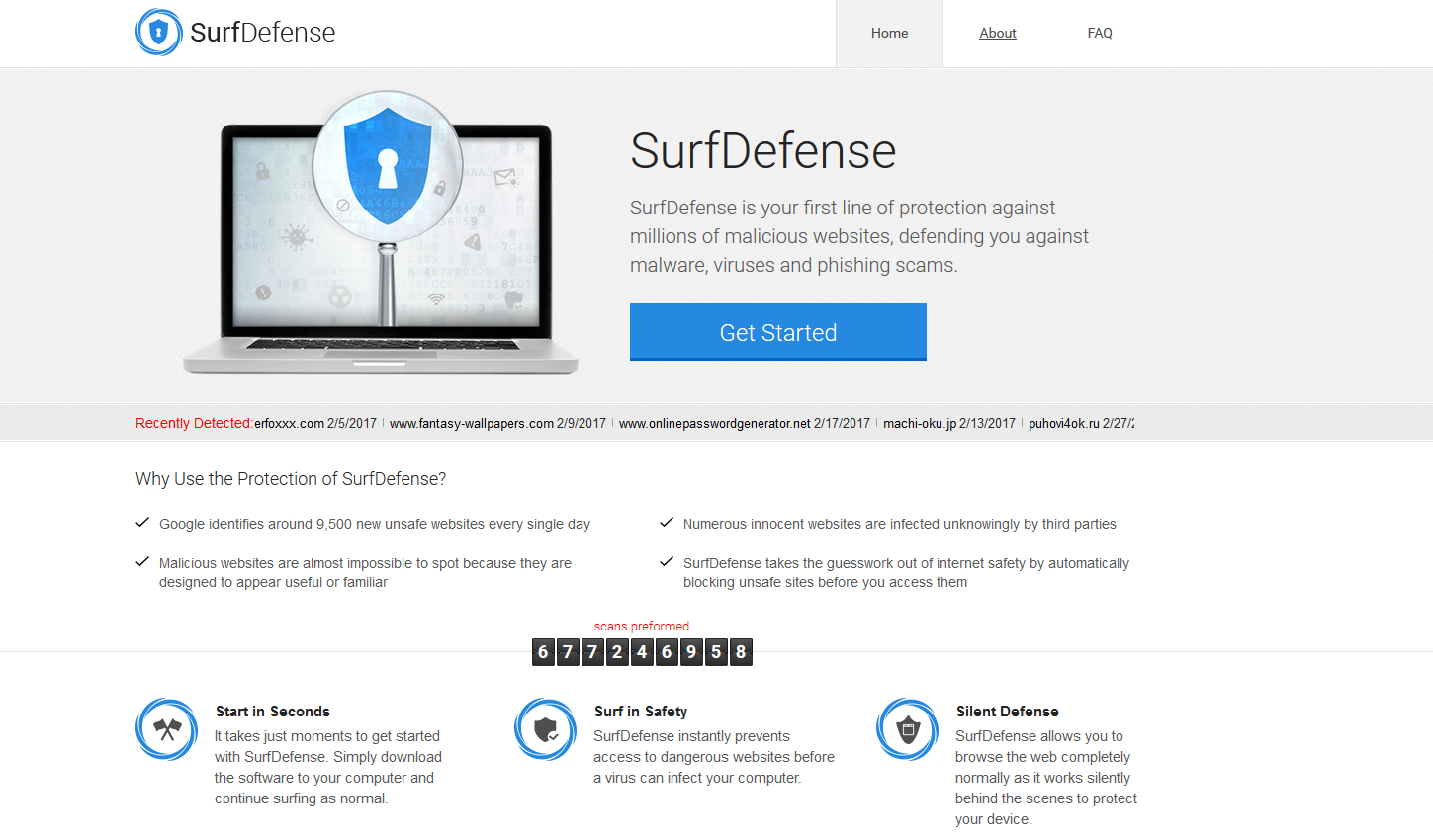 ads by SurfDefense
