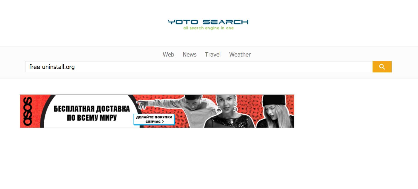 Yotosearch.com Hijacker