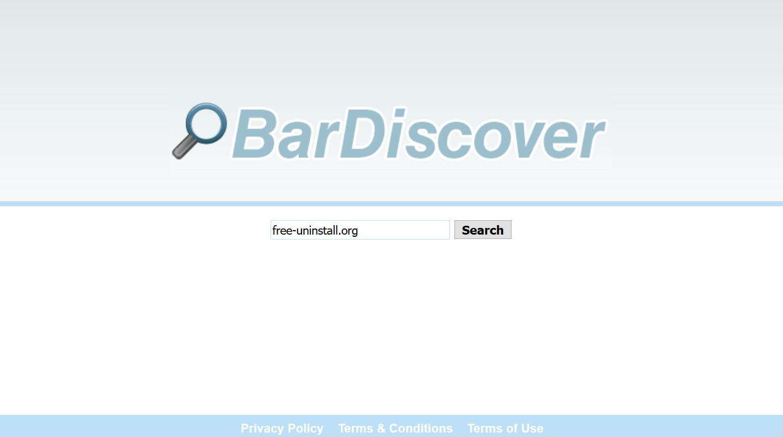 Bardiscover.com Hijacker