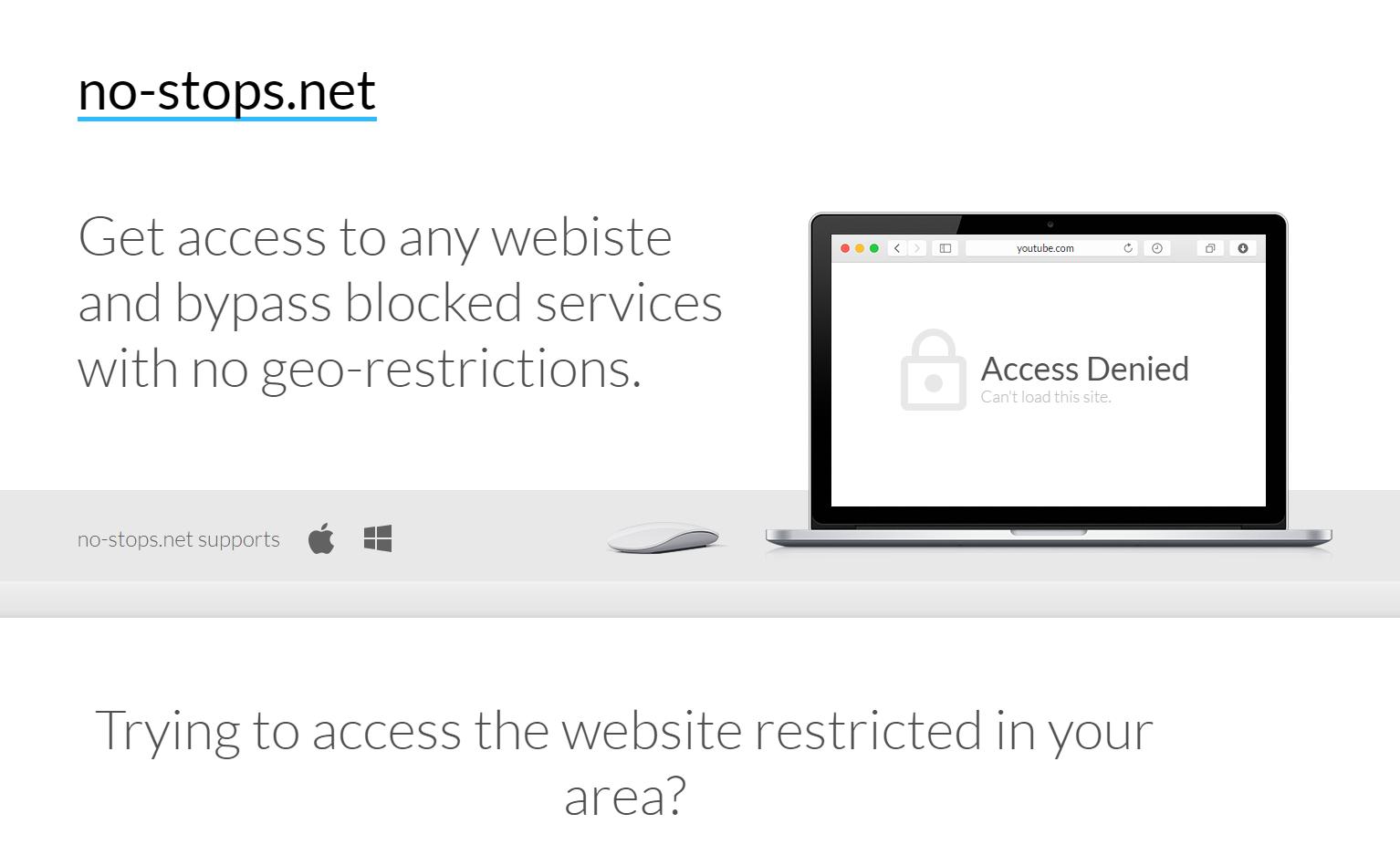 No-stops.net Ads