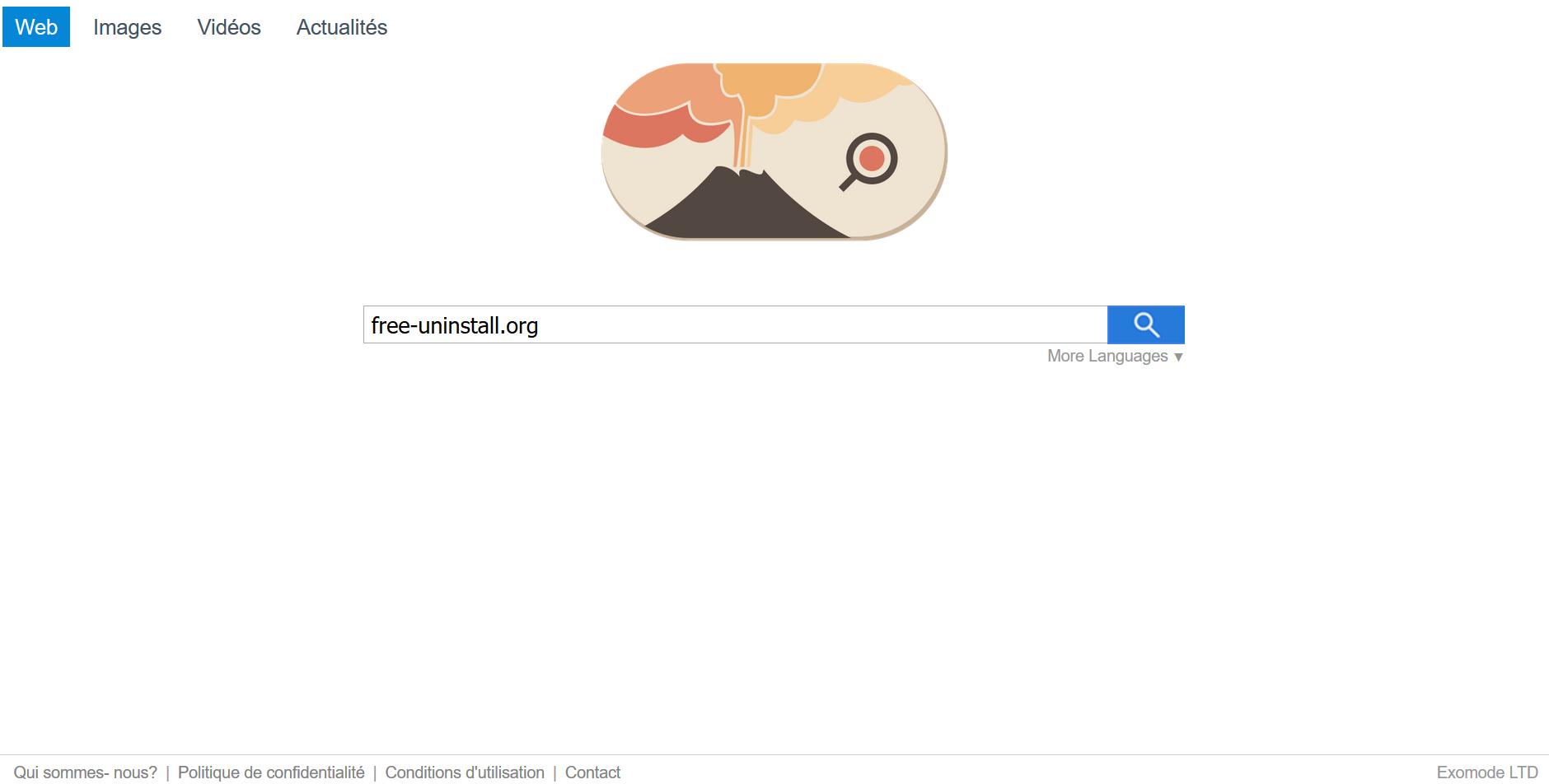 Search.volfind.com Hijacker