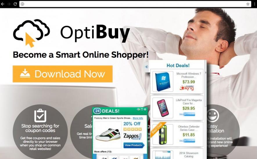 OptiBuy (Mac) ads