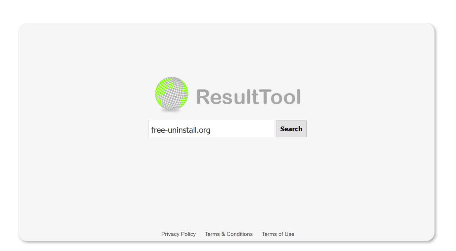 Resulttool.com hijacker