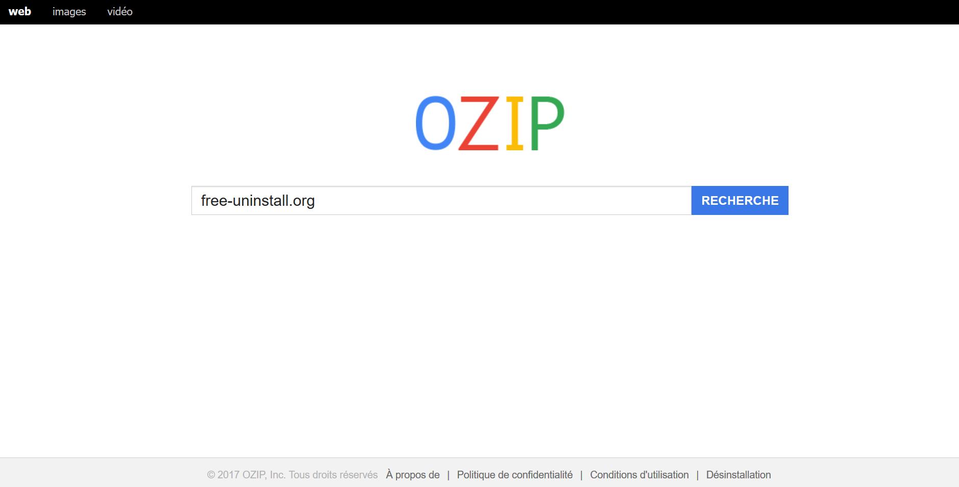 Search3.ozipcompression.com Hijacker